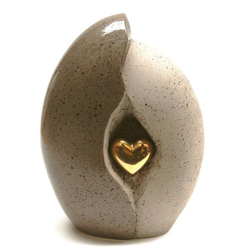 Ceramic pet urns
