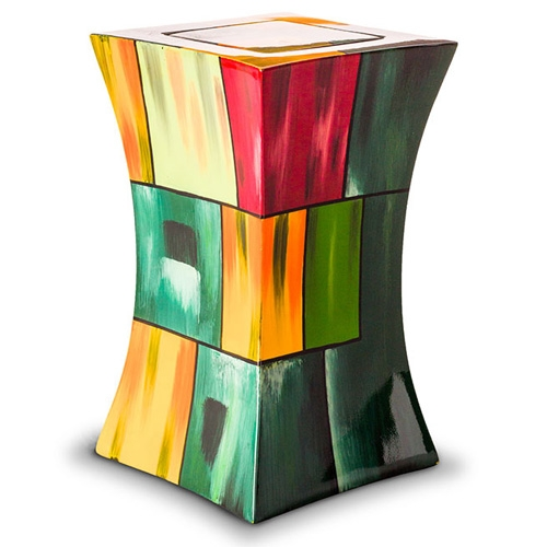 Glassfibre pet urns
