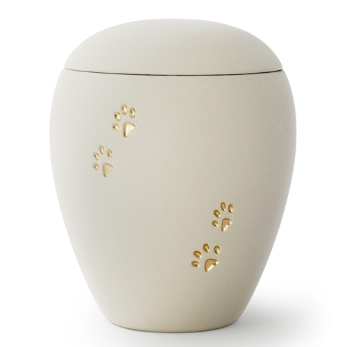 Ceramic pet urns