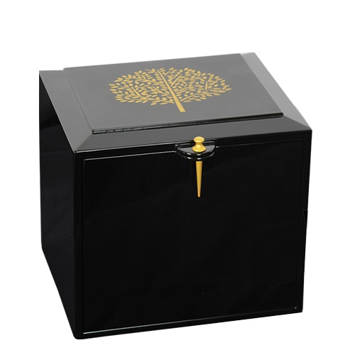 Cremation ashes urn caskets