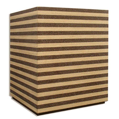 Wooden keepsake funeral urns