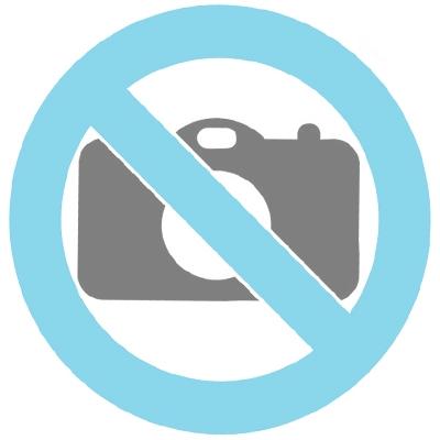 Stainless steel keepsake urn heart